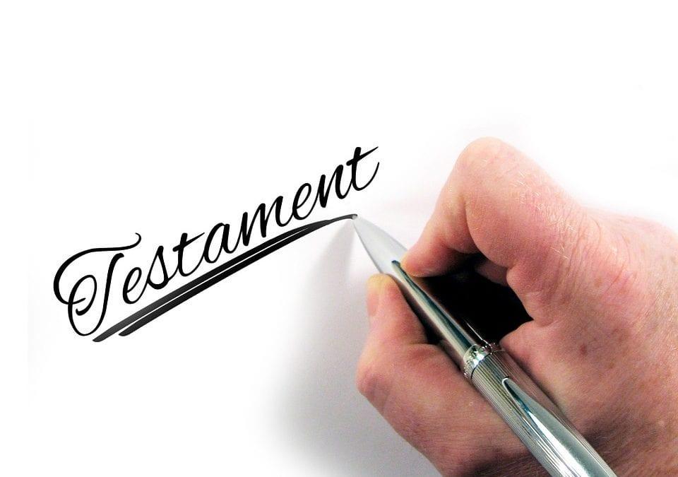 Tipos de Testamento