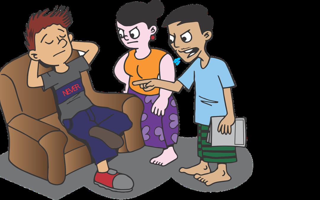 MI HIJO MAYOR DE EDAD NI ESTUDIA NI TRABAJA, ¿Qué puedo hacer si se niega a abandonar el domicilio familiar?