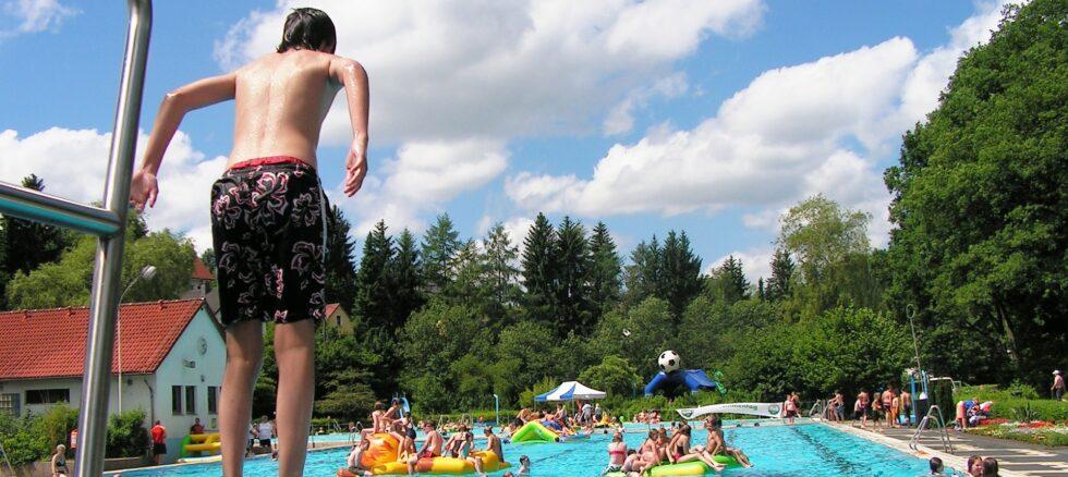 Accidentes en piscinas municipales